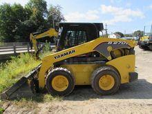 2014 Yanmar S270V Skid Steer Lo