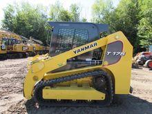 2015 Yanmar T175 Skid Steer Loa