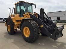 Used 2013 VOLVO L120