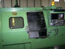Used CNC lathe HITAC