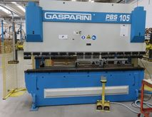 Edit Press Brake Gasparini