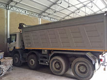 Used Truck 4-axle Sc