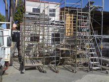 scaffolding used