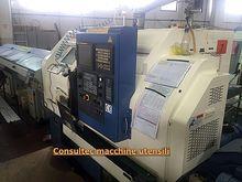 CNC lathe Takamaz 120 XY Y AXIS