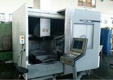 3-axis machining center DMG DMC