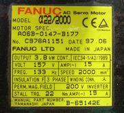 FANUC MOTORS - YASDA YBM 1000N