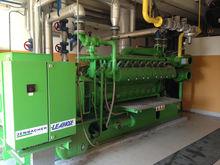 Jenbacher Cogeneration Plant