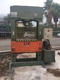 Used CMP 200 ton hyd