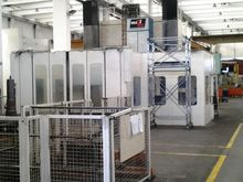 Used gantry milling