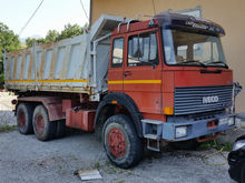 Used Iveco 330 35 ti