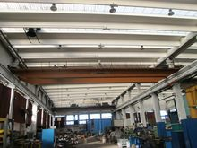 Used demag crane in