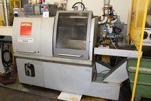4-axis CNC lathe Gildemeister G