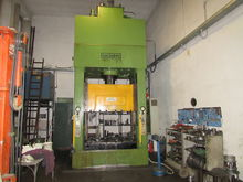 Hydraulic Press Galdabini 400 T
