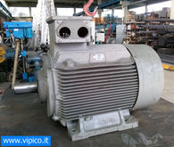 90kw electric motor MEZ Frensta