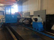 Used Safop lathe in