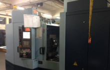 Horizontal Machining Centre MAT