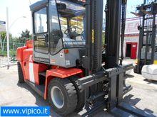 Used Forklift KALMAR