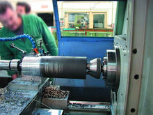 Production of mechanical cont