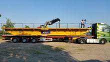 60t overhead crane