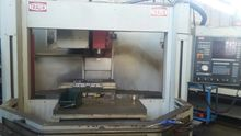 Vertical machining center Traub