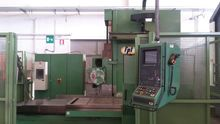 fixed bench milling machine FPT