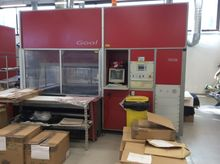 Lotto laser cutting for textile