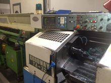 Used Goodway lathe T