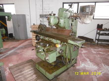 DEBER FU2 milling machine