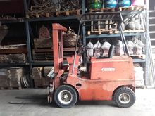 Used Front loader Di