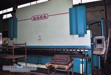 CNC-USED BENDING - GADE - PS-66