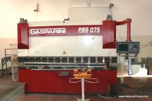CNC bending gasparini