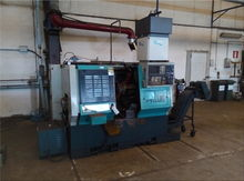 Used CNC lathe FEELE