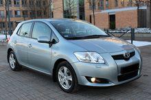 1,4D-4D Sol Toyota Auris Blue