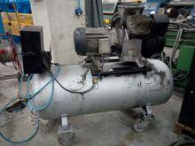 Piston compressors Atlas Copco
