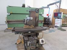 Used MILLING BED TYP