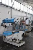 manual WAGNER milling machine M
