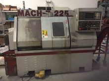 Used CNC lathe in Lo