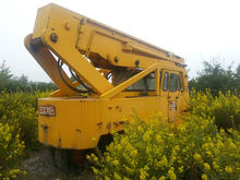 Mobile cranes ORMIG