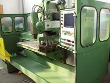 GB CNC milling machine FERRARI