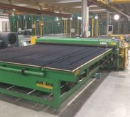 Bench for laminate Bottero 734