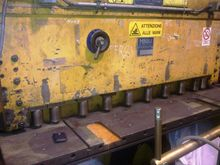 Hydraulic shears MINALI 2000x8