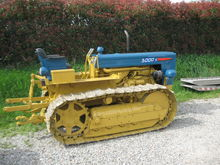 TRACKED Landini CL 5000 SPECIAL