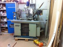 Drilling mortiser Door