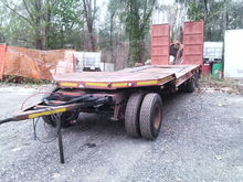 Used Trailer Cometto