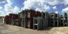 Used scaffolding sqm. 30,000