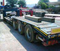 Semitrailer Bertoja cradle remo