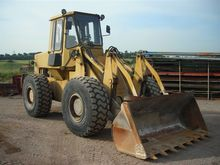 Used wheel loader lo