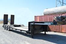 Semitrailer Bertoja low in bath