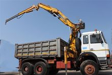 Tractor Iveco 330-30 tipper and