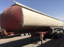 Used Viberti tanker